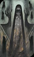 Despair Demon tarot