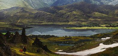 Ferelden lakeside