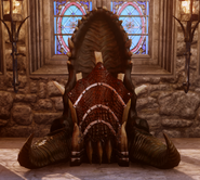 Dragon Maw Throne