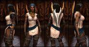 DA2 Threads of the Eastern Seas - 1 - Regular - Isabela companion armor