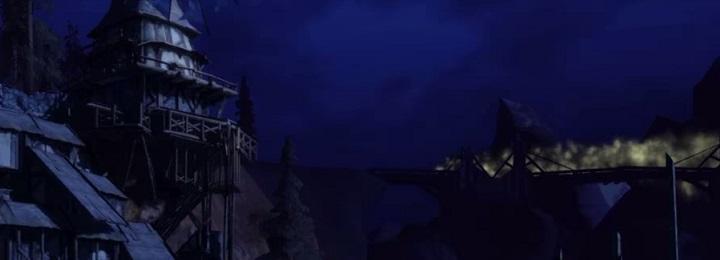 Der Angriff bei Nacht