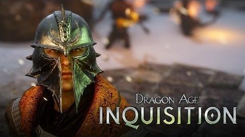 DRAGON AGE™ INQUISITION Imágenes del Juego -- El Inquisidor