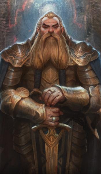 Warrior (Origins)