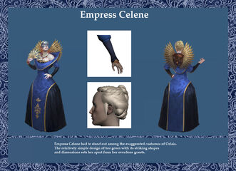 Empress Celene Character cosplay guide 5