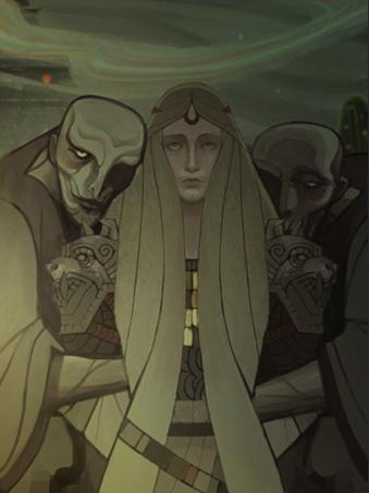 Entrada del códice: Andraste: prometida del Hacedor