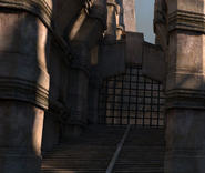 Templar Hall gallows