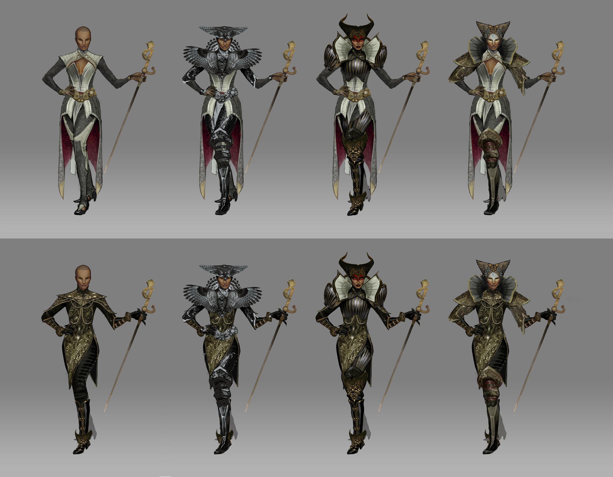 TemplarCode/Erstellen einer Kaiserliche Verzaubererin