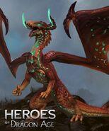 Abyssal High Dragon HoDA