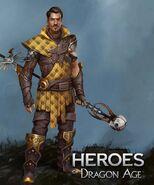 Dorian HoDA Legendary Plaidweave