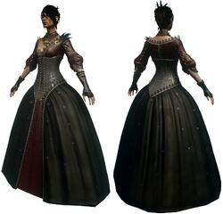 Morrigan Dress