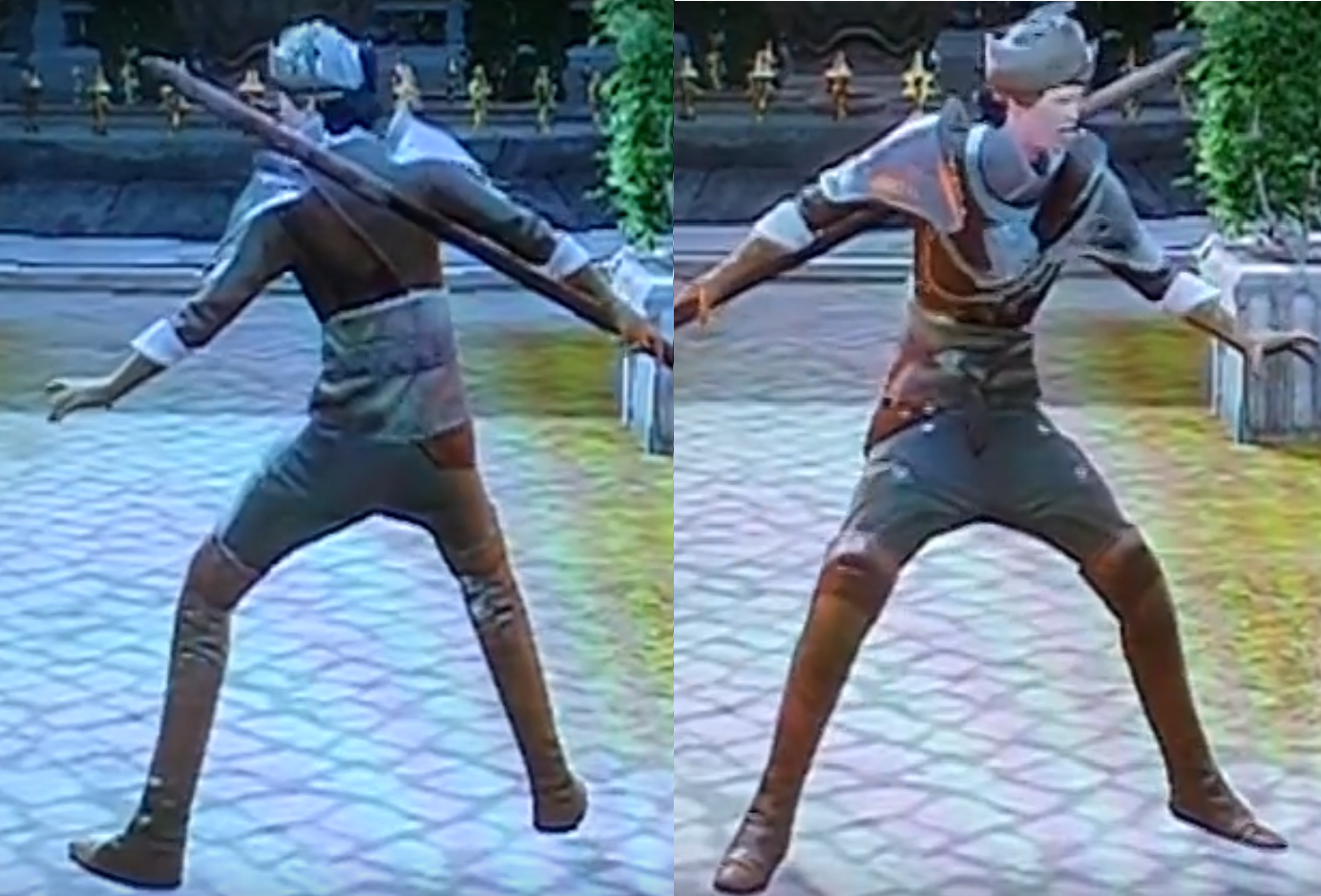 Necromancer's Inquisition Warmage Robes (Endurance)