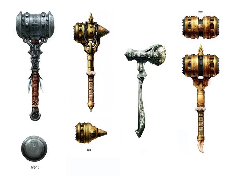 Молоты (Origins)