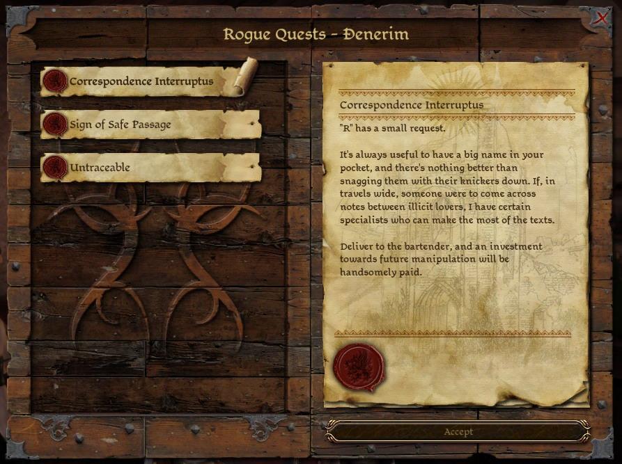 Quest board