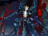 Rock wraith