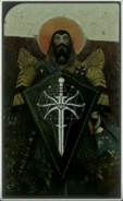Blackwall card