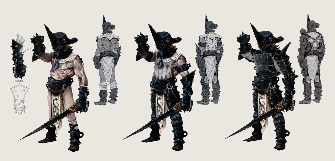 Венатори-гладиатор