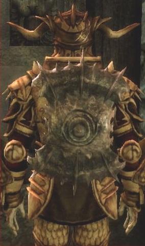 Large Darkspawn Shield (Darkspawn Chronicles)
