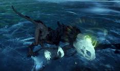 Замороженный бормочущий ужас