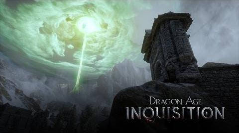 TemplarCode/EA veröffentlicht einen neuen Trailer zu Dragon Age: Inquisition