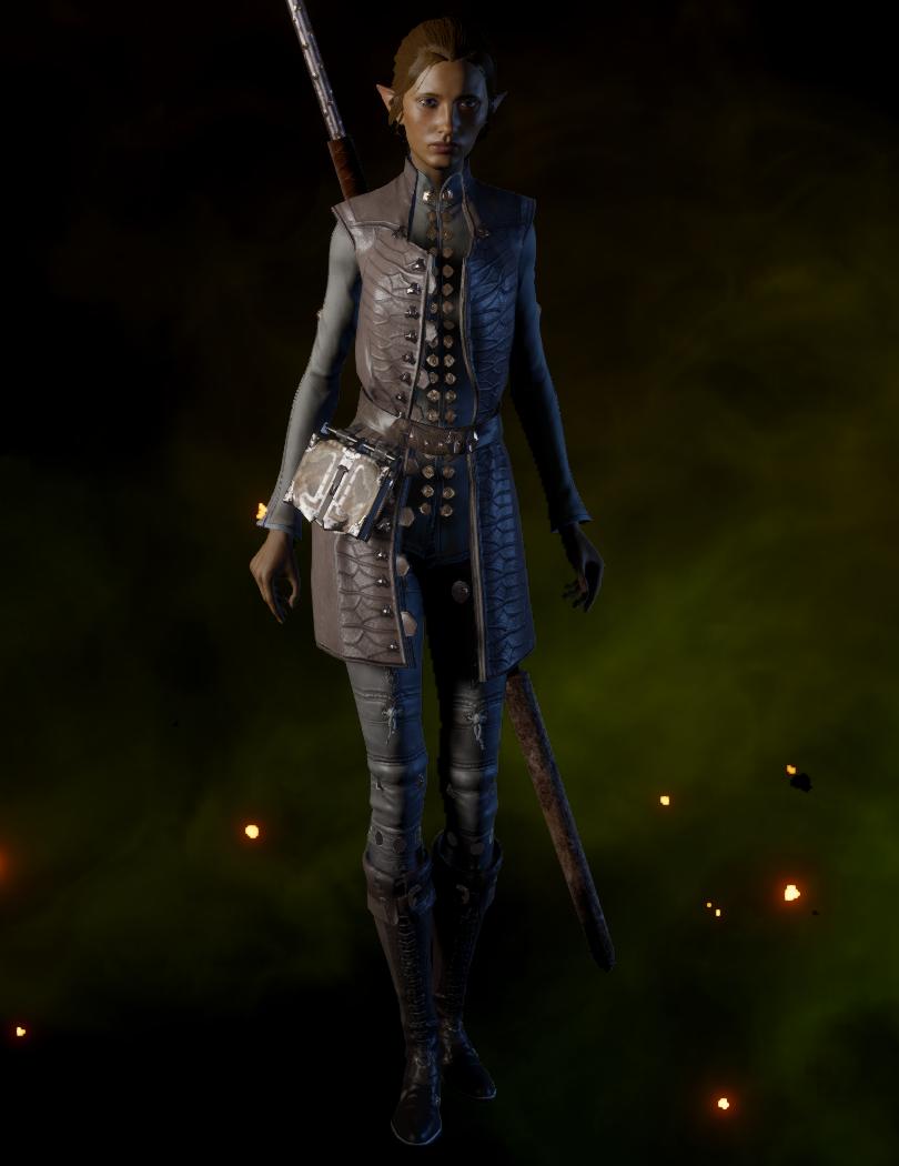 Apprentice Coat