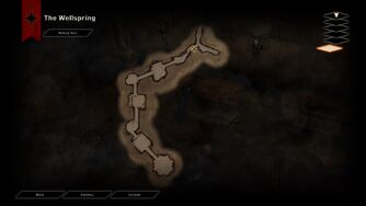 DAI The Descent Wellspring Map