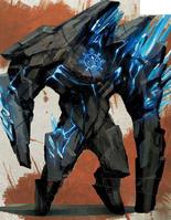 Rock Wraith - Prima DA2