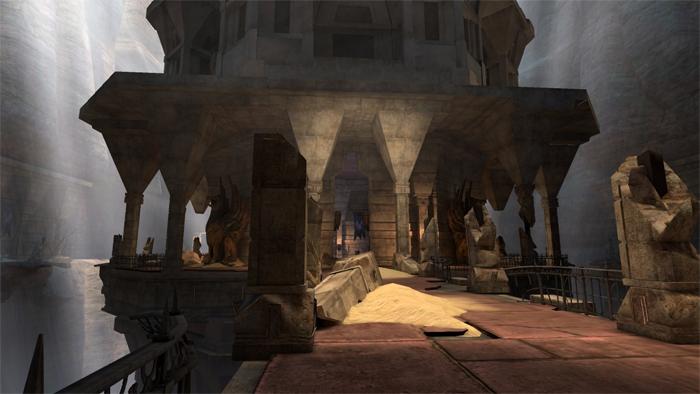 Тюрьма Корифея - этаж Сашамири