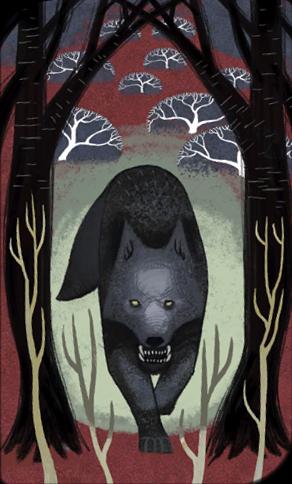 Kodeks: Czarny wilk