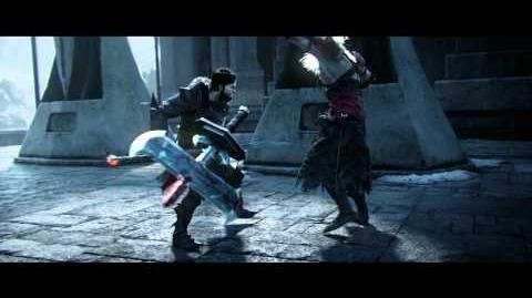 Dragon Age II Destiny Trailer Deutsch