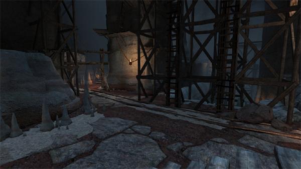 Пещеры работорговцев
