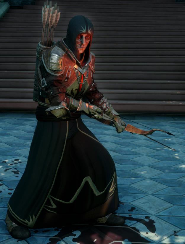 Красный стрелок
