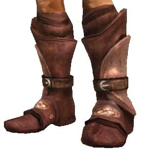 Ботинки Вейда из драконьей кожи