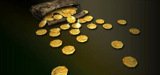Gather Coin (Skyhold)