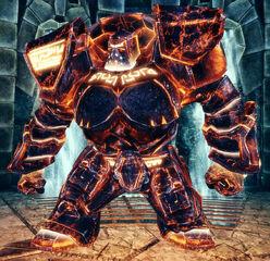 Inferno Golem Prime