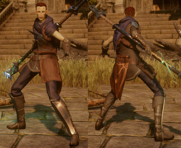 Keeper's Inquisition Warmage Robes (Fortitude)