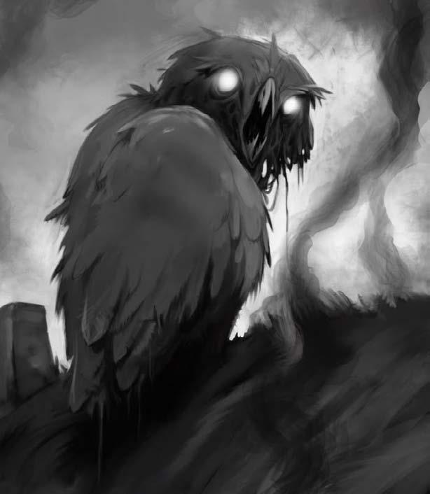Моровая сова