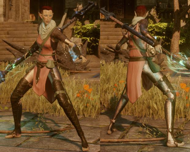 Keeper's Vestments (Ash)