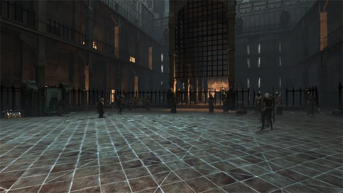 Тюрьма Казематов