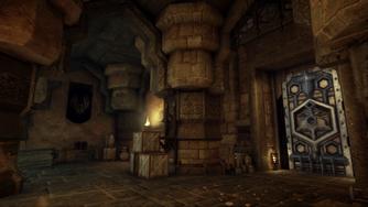 Adamant Fortress Interior