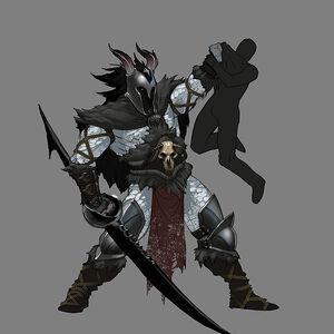 Qunari Dragon Age Wiki Fandom A lot of elite qunari armor inquisitor (hiira): qunari dragon age wiki fandom