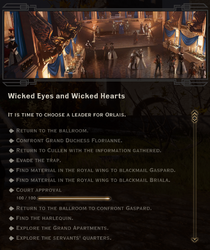 Wicked Eyes and Wicked Hearts Journal