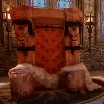Fereldan Throne