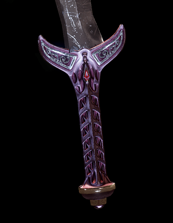 Masterwork Dagger Grip Schematic