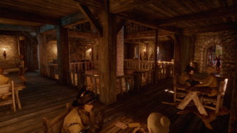 The Herald's Rest Second Floor