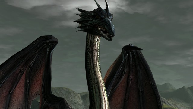 Зрелый дракон