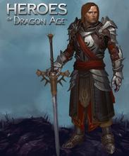 Knight Captain Denam (Heroes of Dragon Age)
