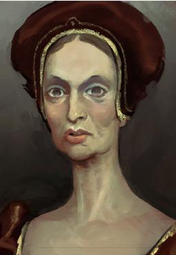 Кодекс: Портрет Вдовы