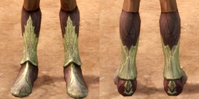 Ancient Elven Boots