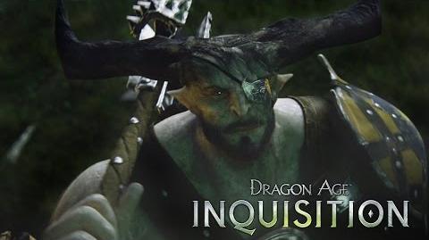 DRAGON AGE™ INQUISITION Tráiler Oficial – El Toro de Hierro