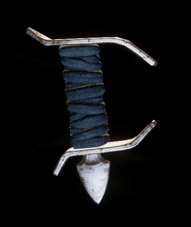 Balanced Dagger Grip Schematic